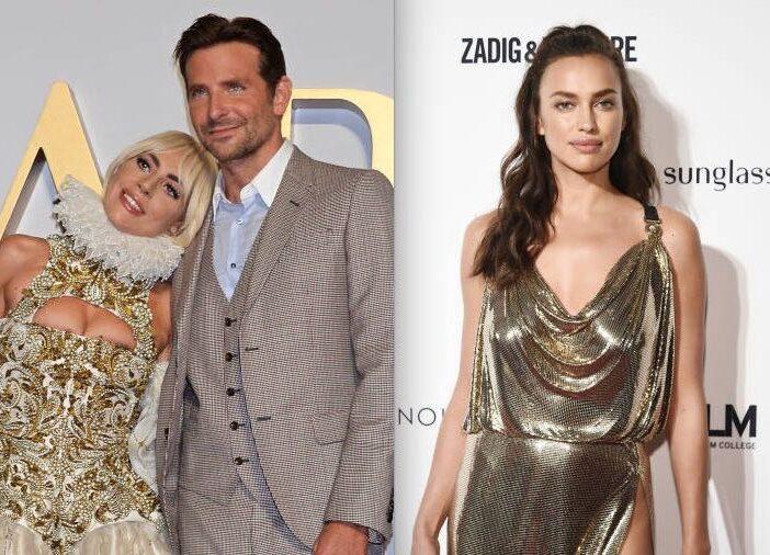 Bradley Cooper Irina Shayk Lady Gaga