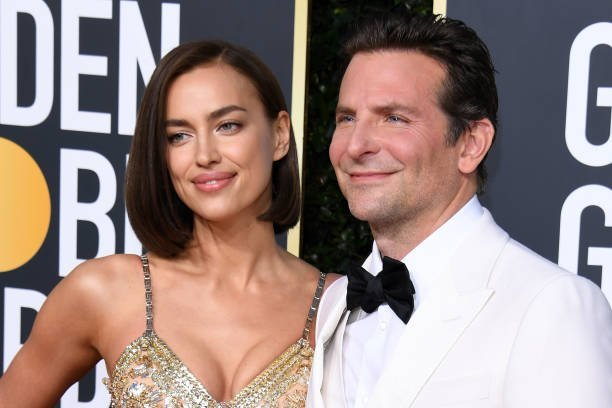 Bradley Cooper Irina Shayk Split Golden Globes