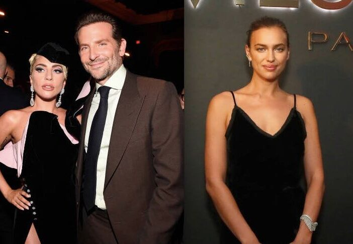 Bradley Cooper Lady Gaga Irina Shayk Star Is Born Premiere