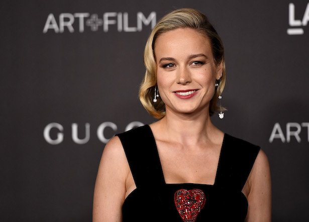 Brie Larson attends the 2019 LACMA 2019 Art + Film Gala on November 02, 2019 in Los Angeles, Califor