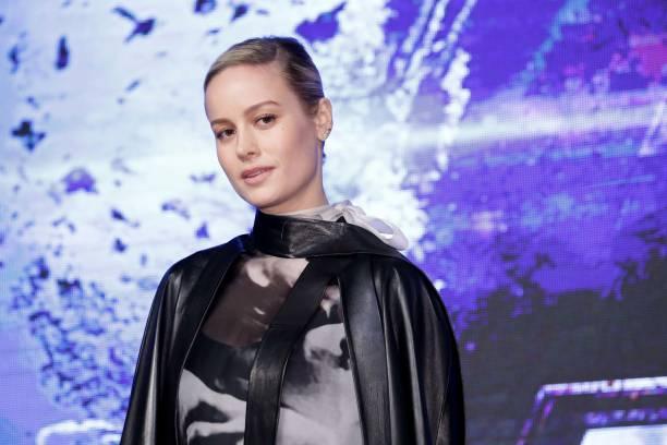 Brie Larson Avengers Endgame Co-Stars