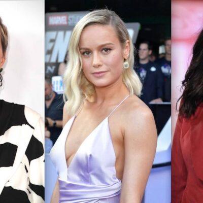 Brie Larson Gal Gadot Kristen Wiig