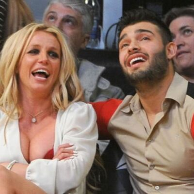 Britney Spears Sam Asghari Baby