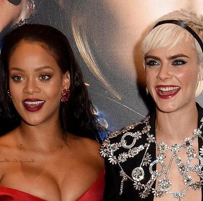 Cara Delevingne Crush Rihanna