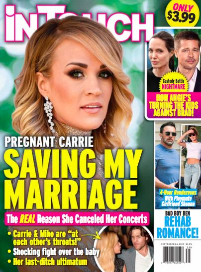Carrie Underwood Mike Fisher Marriage