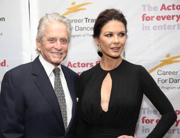 Catherine Zeta-Jones Michael Douglas Rumors