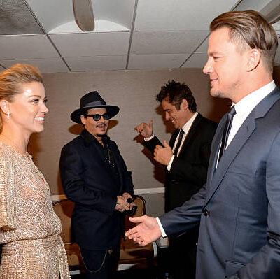 Channing Tatum Amber Heard Romance