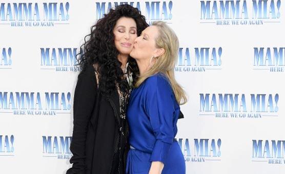 Cher Meryl Streep Feud