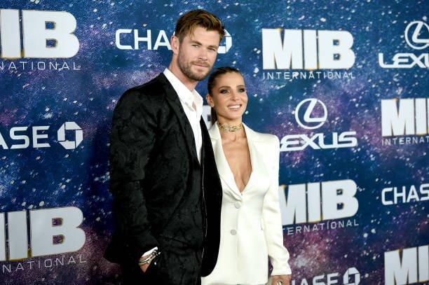 Chris Hemsworth Elsa Pataky Marriage Movies