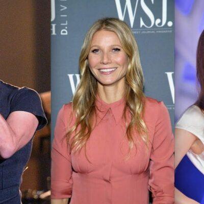 Chris Martin Gwyneth Paltrow Dakota Johnson