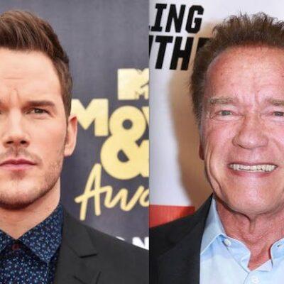 Chris Pratt Arnold Schwarzenegger Daughter Katherine