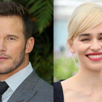 Chris Pratt Emilia Clarke Dating