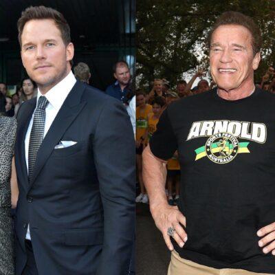 Chris Pratt Katherine Schwarzenegger Arnold Questions