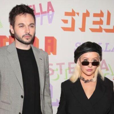 Christina Aguilera Matthew Rutler Dumped