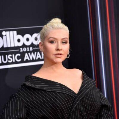 Christina Aguilera Record Label