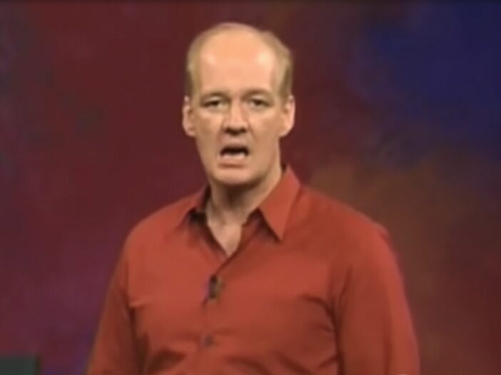 Colin Mochrie on Whose Line Is It Anyway?