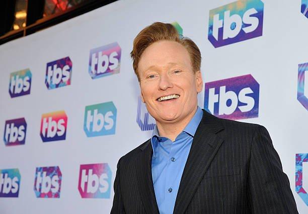 Conan O'Brien Makeover