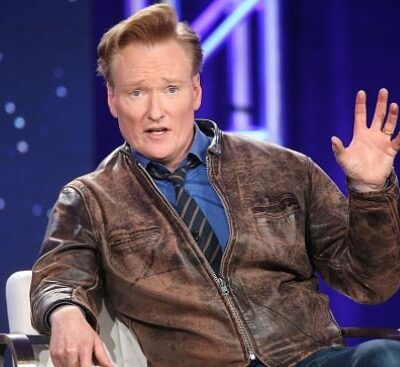 Conan Staffer Mugged