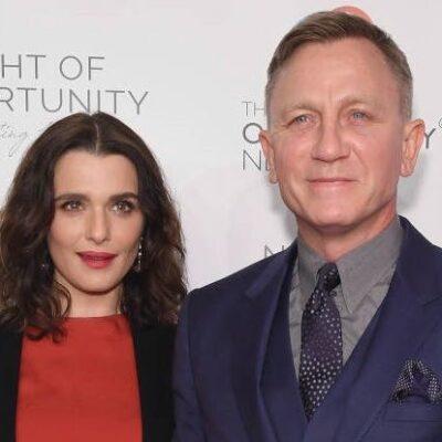 Daniel Craig Rachel Weisz Baby Marriage
