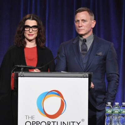 Daniel Craig Rachel Weisz James Bond
