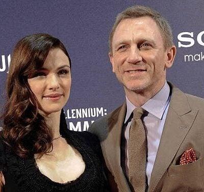 Daniel Craig Rachel Weisz Split