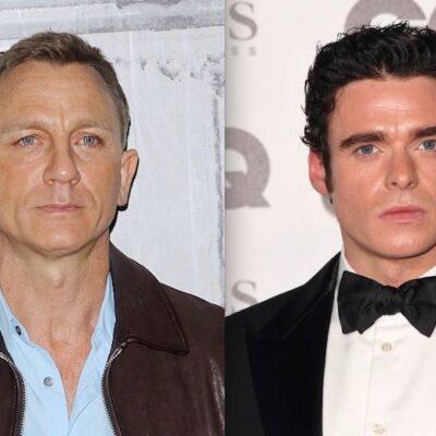 Daniel Craig Richard Madden James Bond