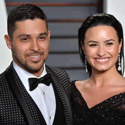 Demi Lovato Wilmer Valderrama Back Together