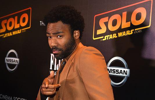 Donald Glover Star Wars Spinoff
