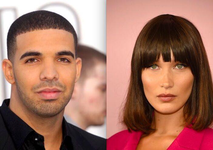 Drake Bella Hadid