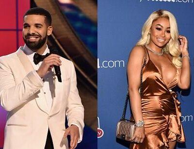 Drake Blac Chyna Dating