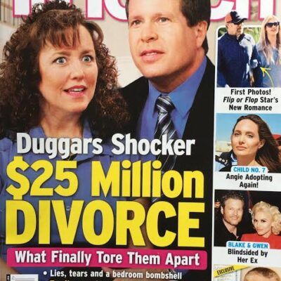 Duggars Divorce In Touch