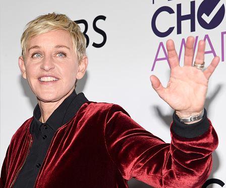elle DeGeneres Rehab