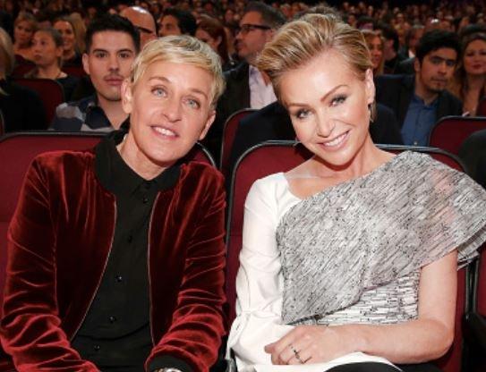 Ellen DeGeneres Marriage Ending