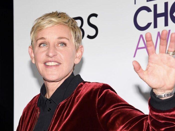 Ellen DeGeneres Poker Game