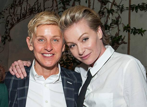 Ellen DeGeneres Portia De Rossi Baby IVF