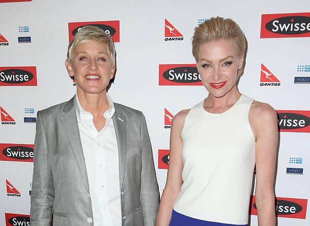 Ellen DeGeneres Portia De Rossi Plastic Surgery