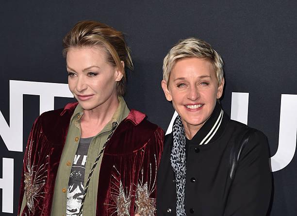 Ellen DeGeneres Portia De Rossi Marriage Crumbling