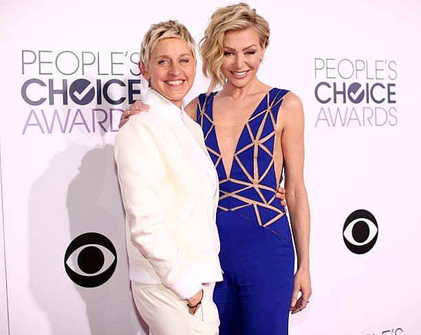 Ellen DeGeneres Portia de Rossi Jealousy