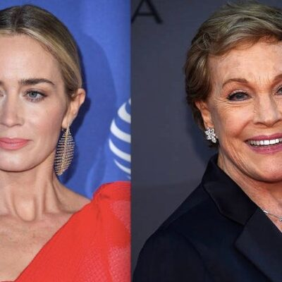 Emily Blunt Julie Andrews Mary Poppins Returns Box Office
