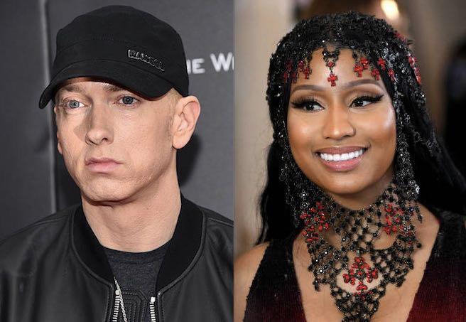 Eminem Nicki Minaj Dating