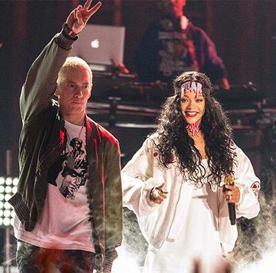 Eminem Rihanna Hotel