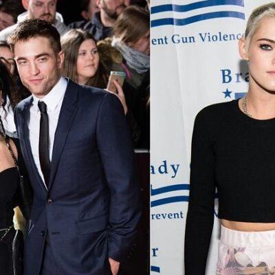 FKA Twigs Robert Pattinson Calling Kristen Stewart