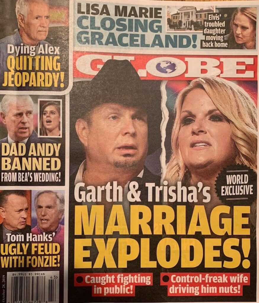 Garth Brooks Trisha Yearwood Divorce
