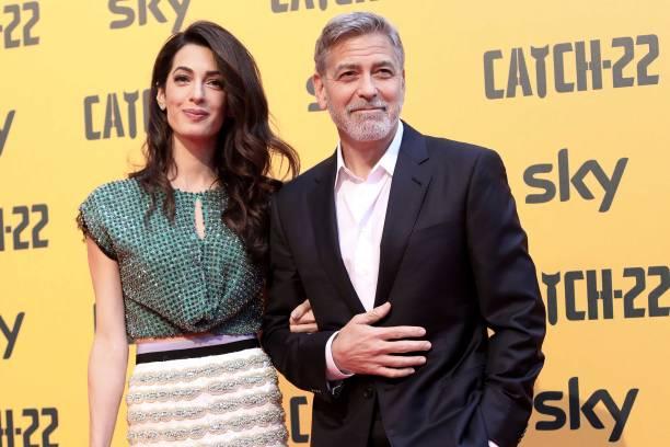 George Amal Clooney Spending Money