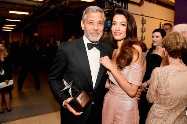 George Clooney Amal Clooney Second Honeymoon
