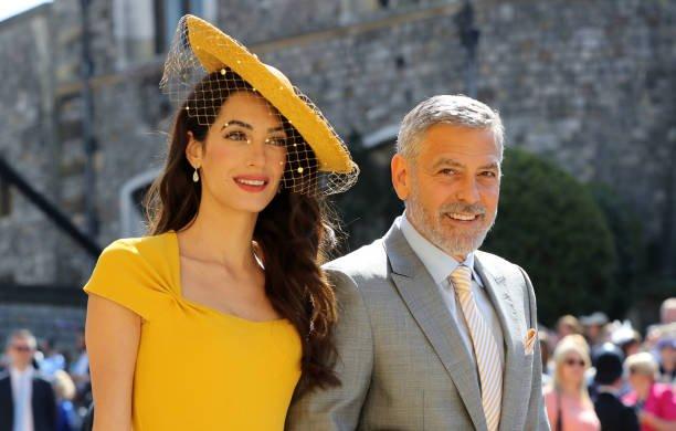 George Clooney Amal More Kids