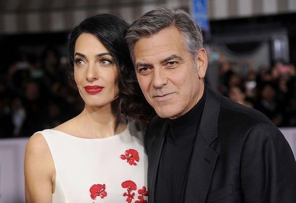 George Clooney Amal Split