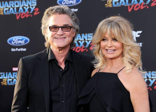 Goldie Hawn Kurt Russell Dumped