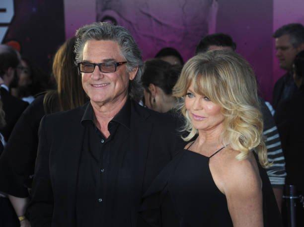 Goldie Hawn Kurt Russell Save Romance