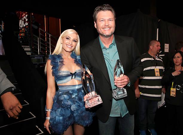 Gwen Stefani Blake Shelton Fit Dumped